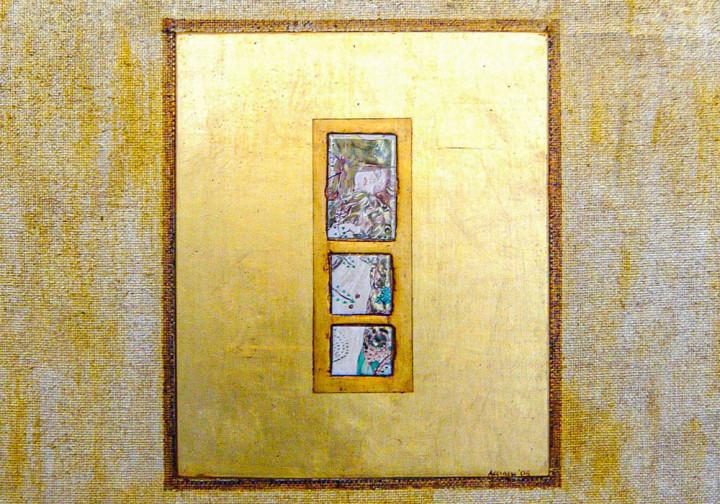 Bisce d'acqua I – Klimt