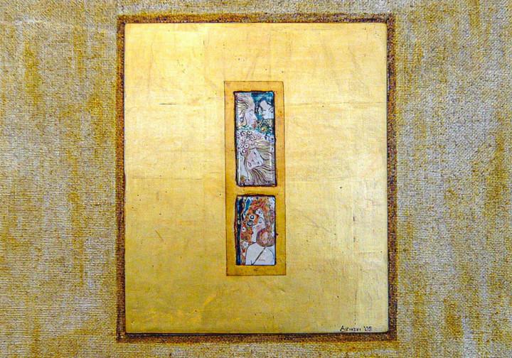 Bisce d'acqua II – Klimt