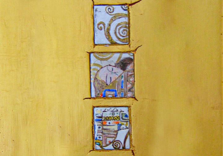 L'Abbraccio – Klimt